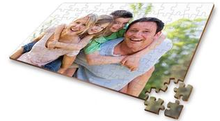 Family Puzzle - Retrato Mediano
